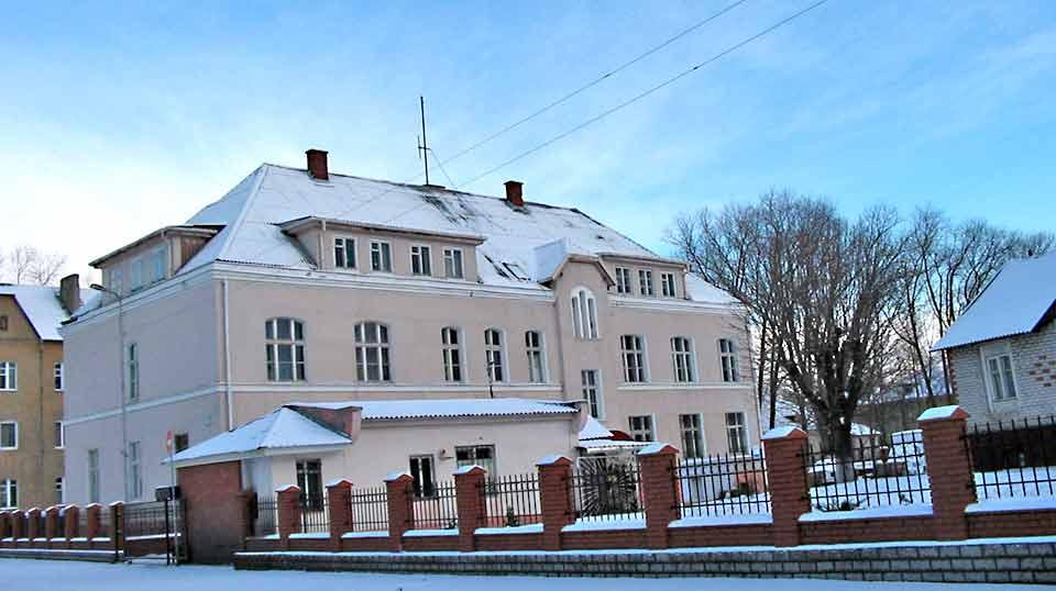 Детская поликлиника г балтийск